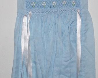 No Tags light blue dress size 4