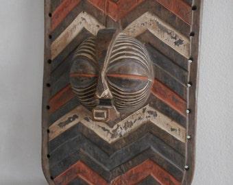 African Tribal shield   Luba