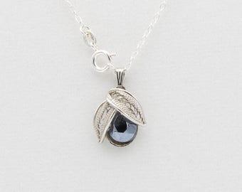 Sorrento Style Hematite Necklace