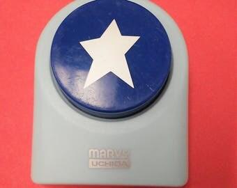 Marvy Uchida Star Paper Punch Paper Shaper Stamper