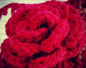Rose Bloom Headband