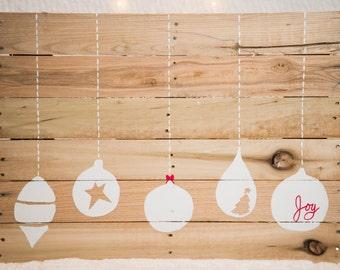 Deck the Halls - Festive Decor