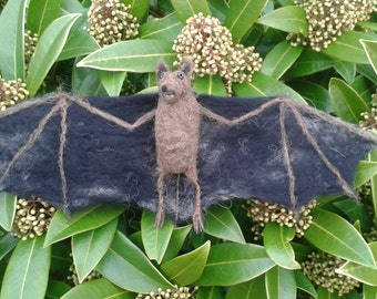 Bat Needle Felt Kit