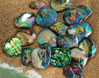 Rune Stone Reading - Single Stone - Available Within 24 Via Etsy