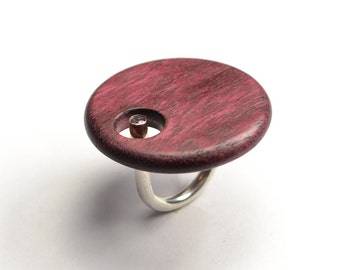 Discovery Ring / Violet