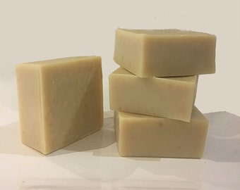 Goat's Milk, Tea Tree & Oatmeal - Handmade Soap, Natural Soap, Essential Oil Soap
