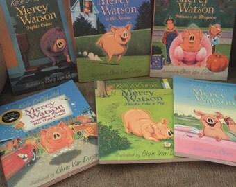 Mercy Watson Book Series
