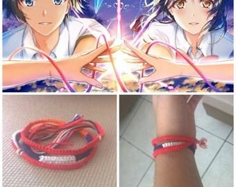 Kimi No Na Wa bracelet