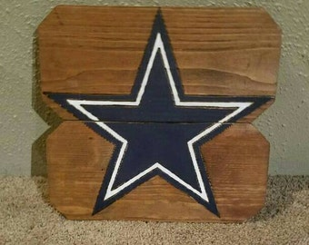 Cowboys wall art