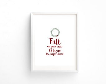 Fall on your knees | Etsy