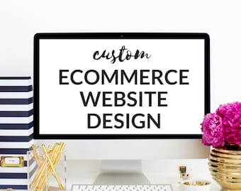 eCommerce Website Store Design - Custom Shop Built on WordPress WooCommerce Platform