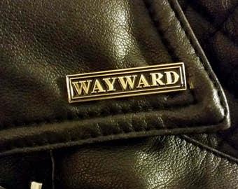 WAYWARD tag