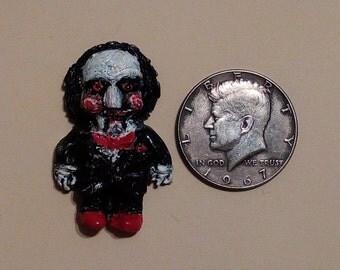 Billy doll magnet