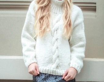 Rome Turtleneck Sweater