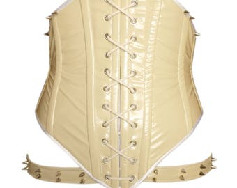 Spikes Angel Underbust Corset size S