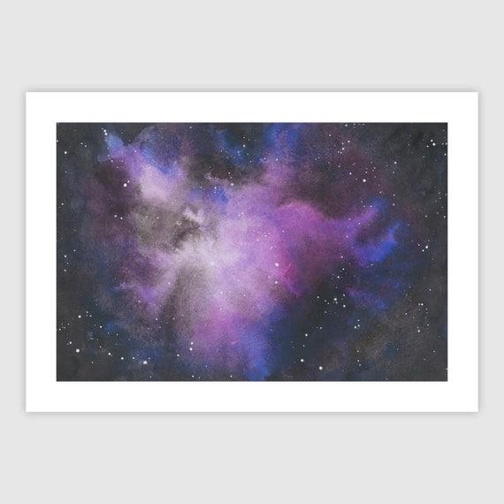 Weltraum galaxie poster galaxie druck galaxie galaxie for Dekoration universum