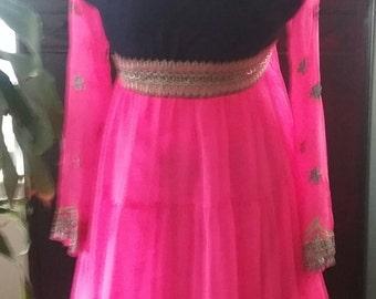 Beautiful tiered dress