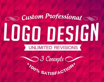 Business Logo, Business Brand Design, Custom Business Logo, Business Identity, Unique Business Branding, Business Logo Design