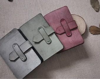 Leather Card Holder, Card Wallet, Business Card Holder