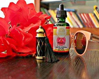 Hair Growth Serum// Hair Thinning// Hair Damage Repair// Ayurveda// Cold Pressed// Herbal Infusions// Natural hair care// Hair and Scalp