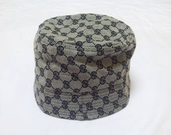 Gucci Hat / Buckethat magnificient made in Italy