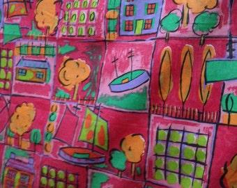 Liberty Of London Art Fabric