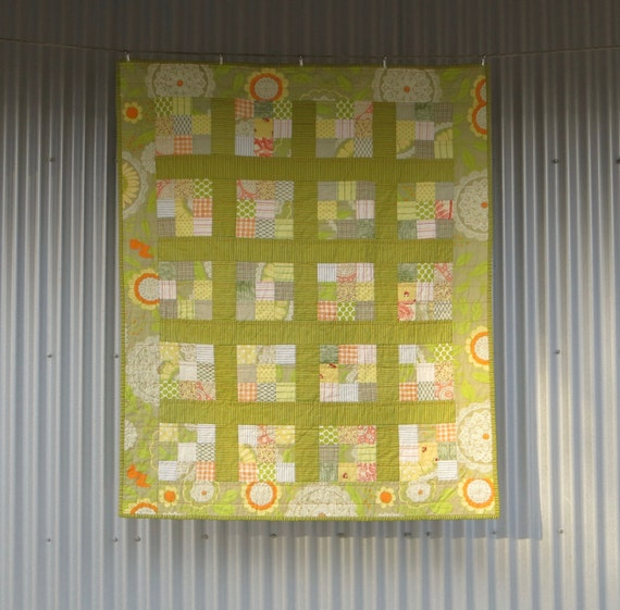 The Allotment quilt