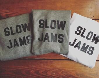 SALE** Slow Jams Schmidt | Unisex Sweatshirt