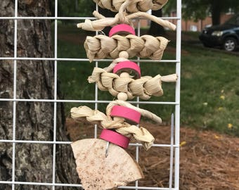 Rat/ Rabbit/ Guinea Pig Hanging Shredable Toys