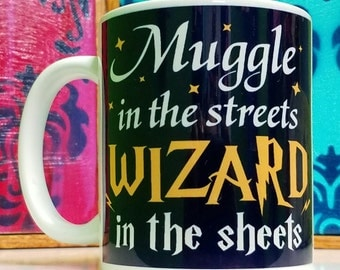Muggle In The Streets Mug