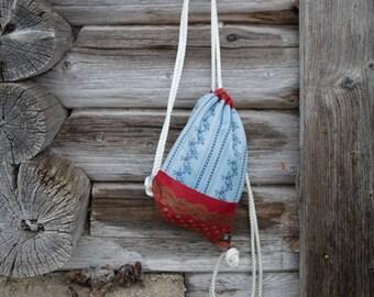 Frida Bag 047 - traditional bags for the Dirndl