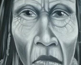 Red Indian Elder