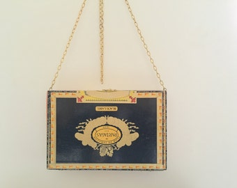 Vintage cigarette purse