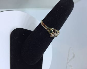 14 K Bee ring ( Free Shipping )
