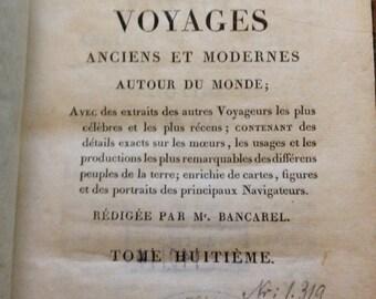 Book  of travel around the world 1809