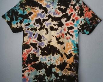 Faded Rainbow Tie-Dye T-Shirt
