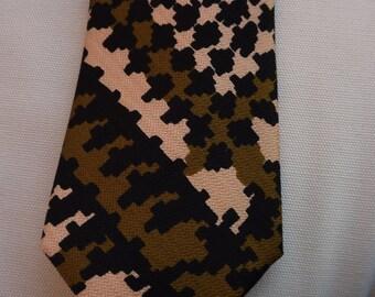 Ted Lapidus Silk Tie