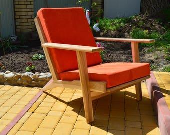 Lounge Chair a la  Danish furniture 60-s.