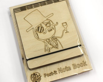 Spiffing - Post-it Note Book