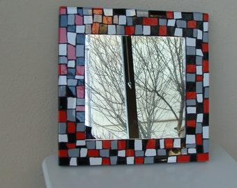 Mirror mosaic 30 x 30 cm classic model