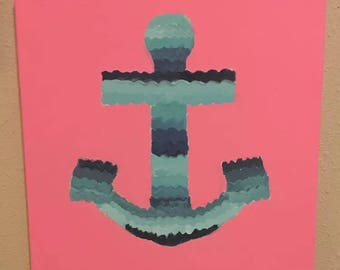 Scalloped Anchor