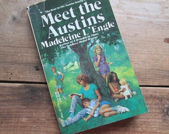 Meet The Austins Madeleine L'Engle Young Adult Fiction
