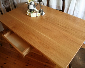 "Kitchen table / dining table ""Wilhelm I"" oak"