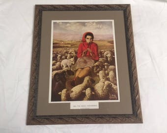 ORA, The Israeli Shepherdess   by NOTA KOSLOWSKY