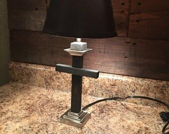 Cross lamp.  Religious gift    Lamp