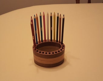 Pencil Crayon Holder