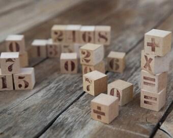 Numbers Matching Game, Preschool Learning, Toy Math Educational Game,  Kindergarten Math, Preschool Math, Homeschool Math, Math Activities