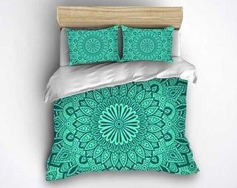 Bohemian Chic Bedding bohemian bedding | etsy