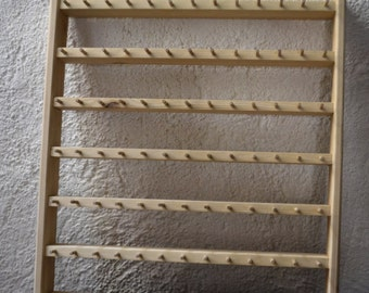 Door coils and wall cans - sewing/embroidery material - natural pine