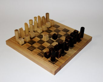 Wooden Chess Game Chess Set